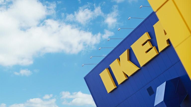 IKEA отваря трети магазин в България
