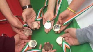 Спечелихме 7 медала от олимпиадата по лингвистика, сред които 3 златни