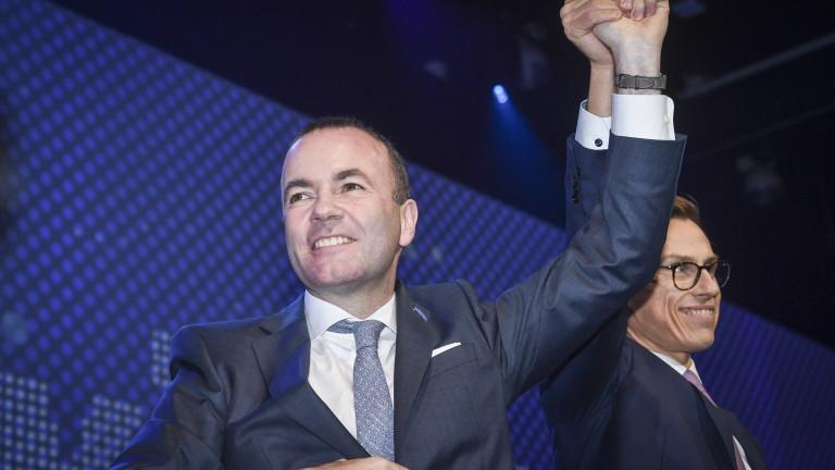 Манфред Вебер - кандидатът на ЕНП за шеф на Европейската комисия