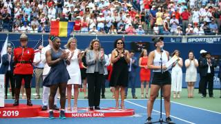 Финалистките от Торонто, Серина Уилямс и Бианка Андрееску пропуснаха Синсинати