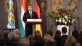 С миграционната си политика Унгария защитава свободата на Европа, обяви Орбан в Бавария