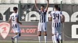 Локомотив (Пловдив) - Ботев (Враца) 1:0, попадение на Карагарен!