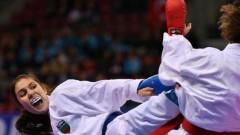 Ивет Горанова ще спори за бронза на Европейското първенство по олимпийско карате