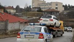 КПКОНПИ взе колата на обвинен в ало-измами