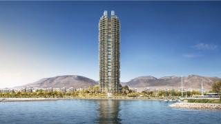 Marina Tower: Как ще изглежда най-високият небостъргач в Гърция?
