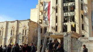 Сирийската армия настъпва към Алепо
