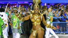 Започва карнавалът в Рио (СНИМКИ)