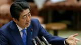 За Абе изстрелването на ракета от Северна Корея е сериозна заплаха за Япония