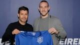 Официално: Стивън Петков е футболист на Фейрензе
