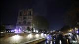 """Пожарната в Париж: Основната сграда на """"Нотр Дам"""" e спасена"""