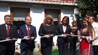 Вицето Йотова в Одрин за тракийските бежанци: Не забравяме, но не отмъщаваме