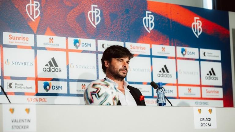 Сфорца не може да отличи играч на ЦСКА, в Базел си мислят, че Соу ще е резерва на Юрич