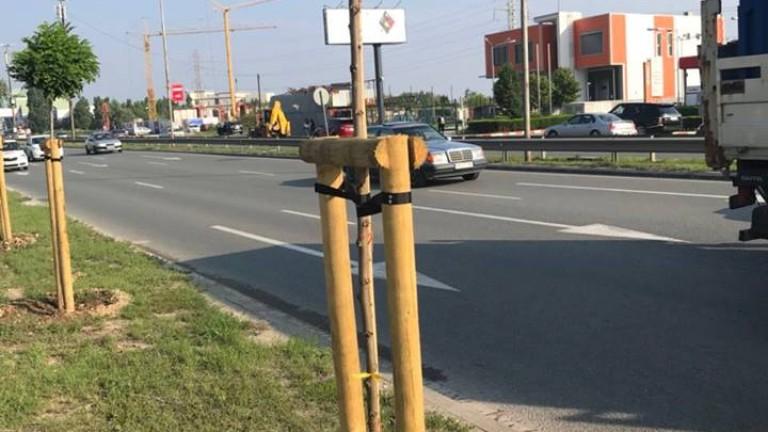 Пешеходец загина на Околовръстното в София