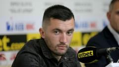"""Ален Ожболт: На """"Лаута"""" всичко е възможно, искаме добър резултат срещу Страсбург"""