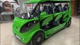 Българските електромобили, предназначени за разходки на европейски туристи
