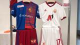 ЦСКА излиза с резервния си бял екип срещу Базел