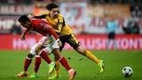Предстои реваншът между Арсенал и Байерн (Мюнхен) от 1/8-финала в Шампионската лига