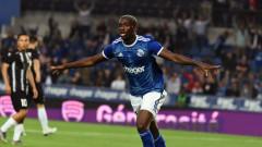 Страсбург - Локомотив (Пд) 1:0, ранен гол за елзасци