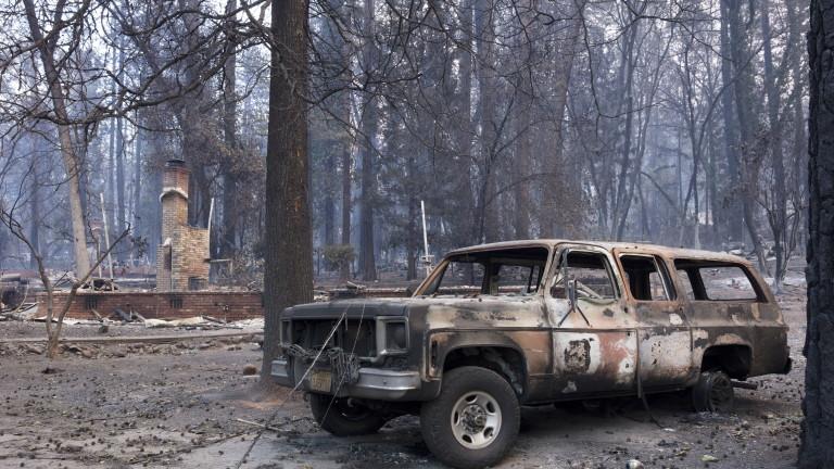 31 души са вече жертвите на огнения ад в Калифорния