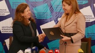 ЦИК и СЕМ зоват за обективно и вярно отразяване на европейските избори
