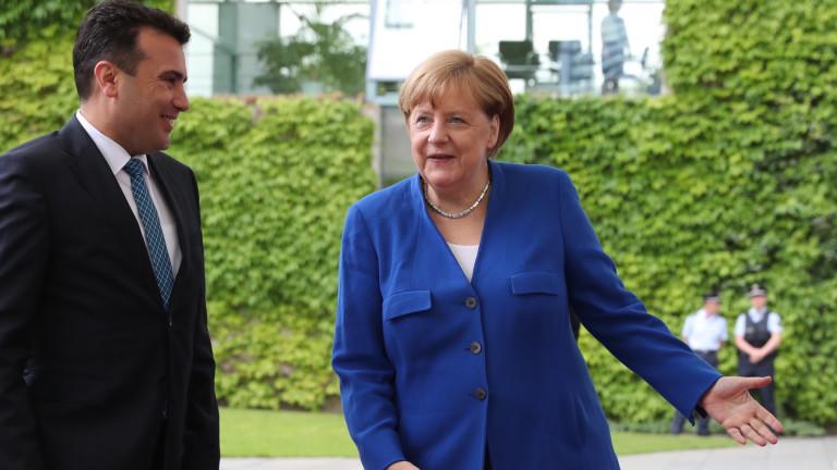 Германия готви Северна Македония за преговори за ЕС през септември