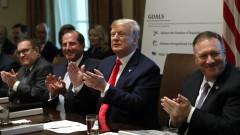 Тръмп е оптимист за примирието в Сирия