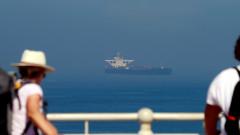 САЩ издаде заповед за задържане на иранския танкер, петрола му и близо $1 млн.