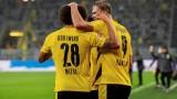 Борусия (Дортмунд) победи Шалке 04 с 3:0 в мач от Бундеслигата