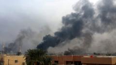 Джихадисти влязоха в рафинерията в Байджи