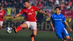 Николай Бодуров: Целта ми е да играя в Шампионската лига с ЦСКА