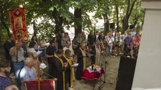 Литийно шествие в защита на православното българско семейство в Бургас