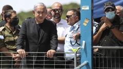 """Нетаняху обеща да разследва """"ужасното бедствие"""" с 45 загинали"""