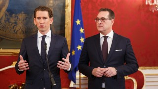 Крайнодесните в Австрия вземат ключови министерства