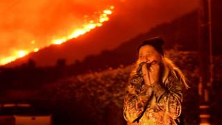 Повече от 630 изчезнали при пожарите в Калифорния