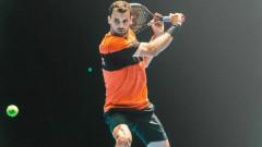 Григор Димитров стартира участието си на Australian Open рано сутринта в понеделник