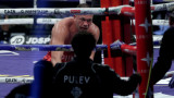 Антъни Джошуа нокаутира в деветия рунд Кубрат Пулев в Лондон