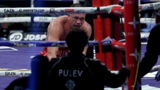 Жалко! Тежък нокаут отказа Кубрат Пулев от мечтата му за световния боксов връх
