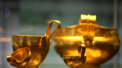 Злато, бронз и керамика от Бронзовата епоха показват в Археологическия музей