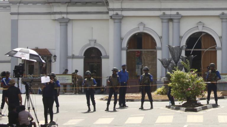 Властите на Шри Ланка идентифицираха самоличността на един от атентаторите-самоубийци,