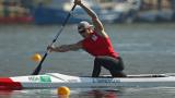 Молдовски кануист изгърмя с допинг