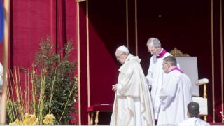 Папа Франциск: Нищо не може да оправдае химическо оръжие