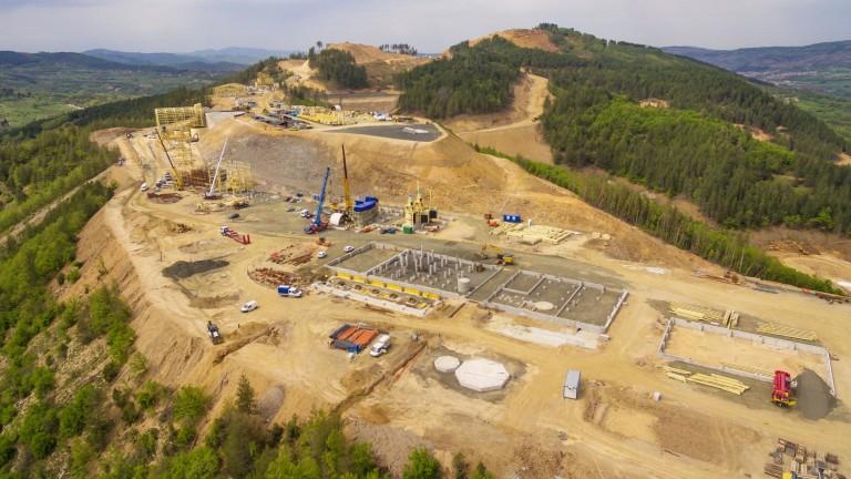 """Dundee Precious Metals с най-голям обем на добитото злато в Крумовград от отварянето на """"Ада тепе"""""""