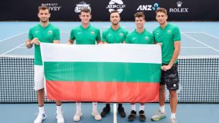 """България води с 2:0 над Коста Рика след първия ден на Купа """"Дейвис"""""""