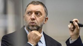 Руският олигарх Дерипаска забогатя с $679 милиона за по-малко от месец