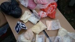 Над 200 кг амфетамини иззеха при спецакция