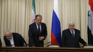 """Техеран и Москва твърдо поддържат Сирия, призовават за """"План Маршал"""""""