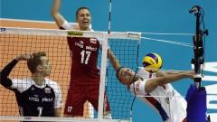 Полша и Русия попълниха финалната шестица на Световното по волейбол