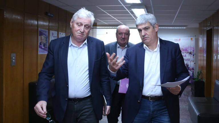 КНСБ иска от правителството допълнително 8.5 млн. лв. за повишаване