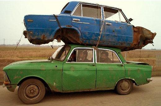 Изтича срокът за старите коли в София