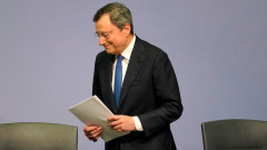 Марио Драги, ЕЦБ и мрачен за еврото момент
